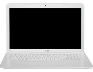 Asus X756UQ-TY002D White
