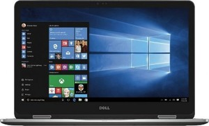 Dell Inspiron 7778 Gray/Silver (I7751210NDWELK)
