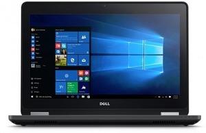 Dell Latitude E5270 Black (N021LE5270U12EMEA)
