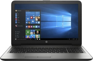 HP Notebook 15-ba026ur (P3T32EA) Silver