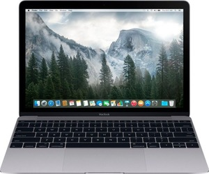 "Apple MacBook 12"" Retina (MLH82UA/A) Space Gray"
