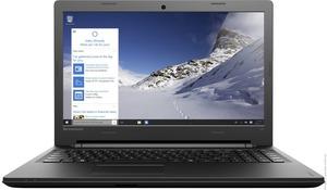 Lenovo IdeaPad 100-15IBD (80QQ0165UA) Black