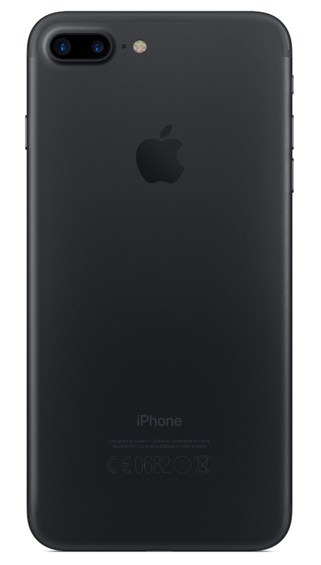 Смартфони Apple iPhone 7 Plus 32GB Black - Технопростір. Купити ... cceb97aebf81e