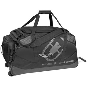 OGIO TRUCKER 8800 WHEELED BAG Black (Race Day)