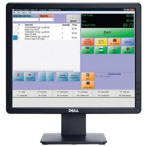 Dell 17 E1715S (855-BBBG) Black