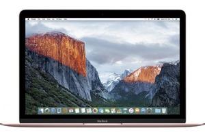 """Apple MacBook 12"""" Rose Gold (MMGM2UA/A)"""