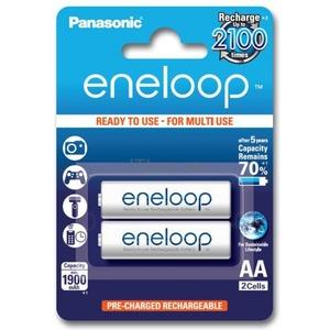 Panasonic ENELOOP AA 1900 mAh 2bl (BK-3MCCE/2BE)