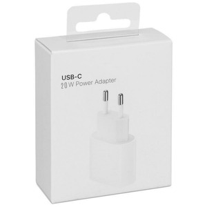 Apple 20W USB-C Power Adapter (MHJE3ZM/A/MU7V2ZM/A) (HC)