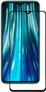 Защитное стекло 3D for Xiaomi Redmi Note 8 Pro Black (no package) (00000011130)