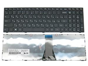 Клавиатура для ноутбука Lenovo G50-30 RU Original Black