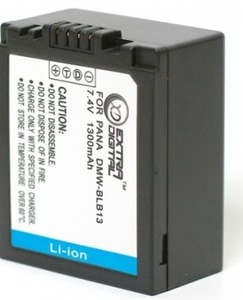 ExtraDigital Panasonic DMW-BLB13 (DV00DV1263) (DV00DV2263) (DV0LCD2263)
