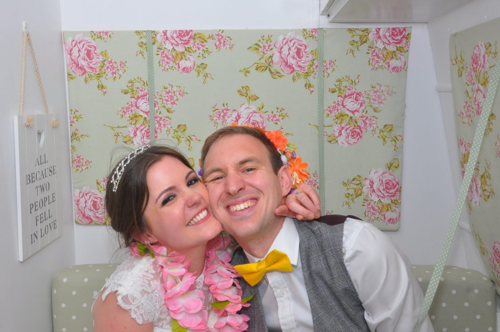 Picture from Hannah and Daniel's Wedding Photo Booth