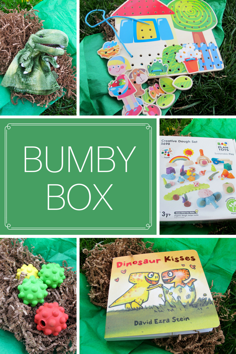 Encouraging the Love of Reading - BUMBY BOX Product Review and