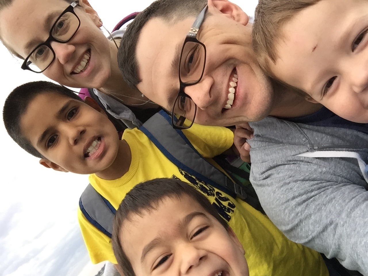 Family vacation with special needs, adopted boys to Naples, Florida