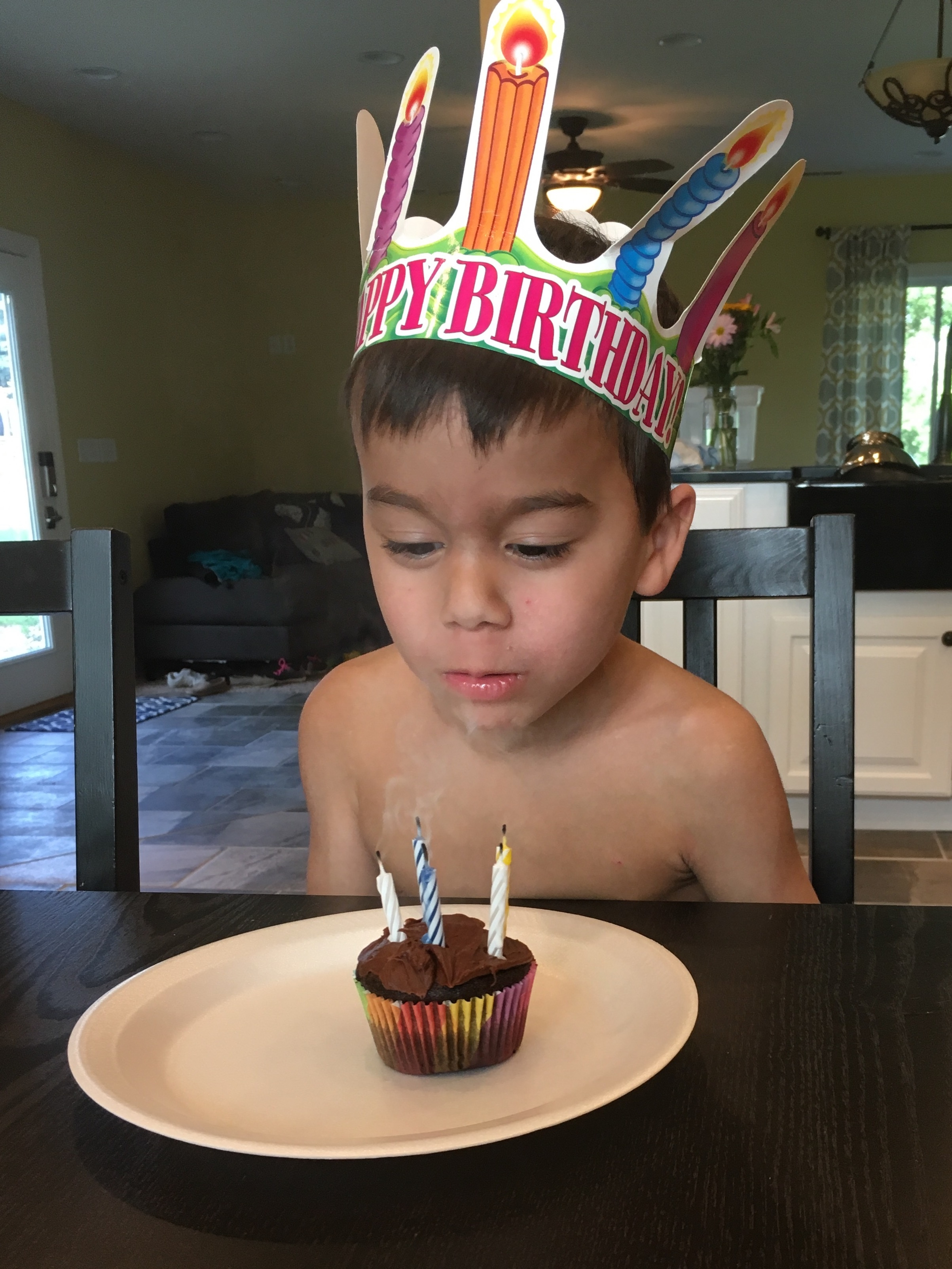 Five year old boy birthday